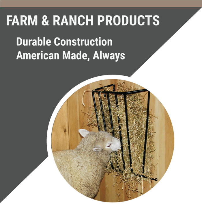 FARM & RANCH PRODUCTS